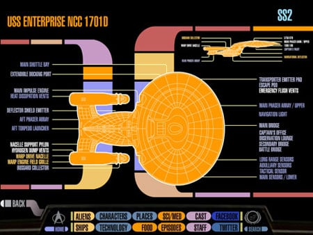 Download of the Day: Star Trek PADD