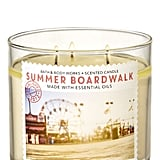 Bath and Body Works Summer Boardwalk 3-Wick Candle