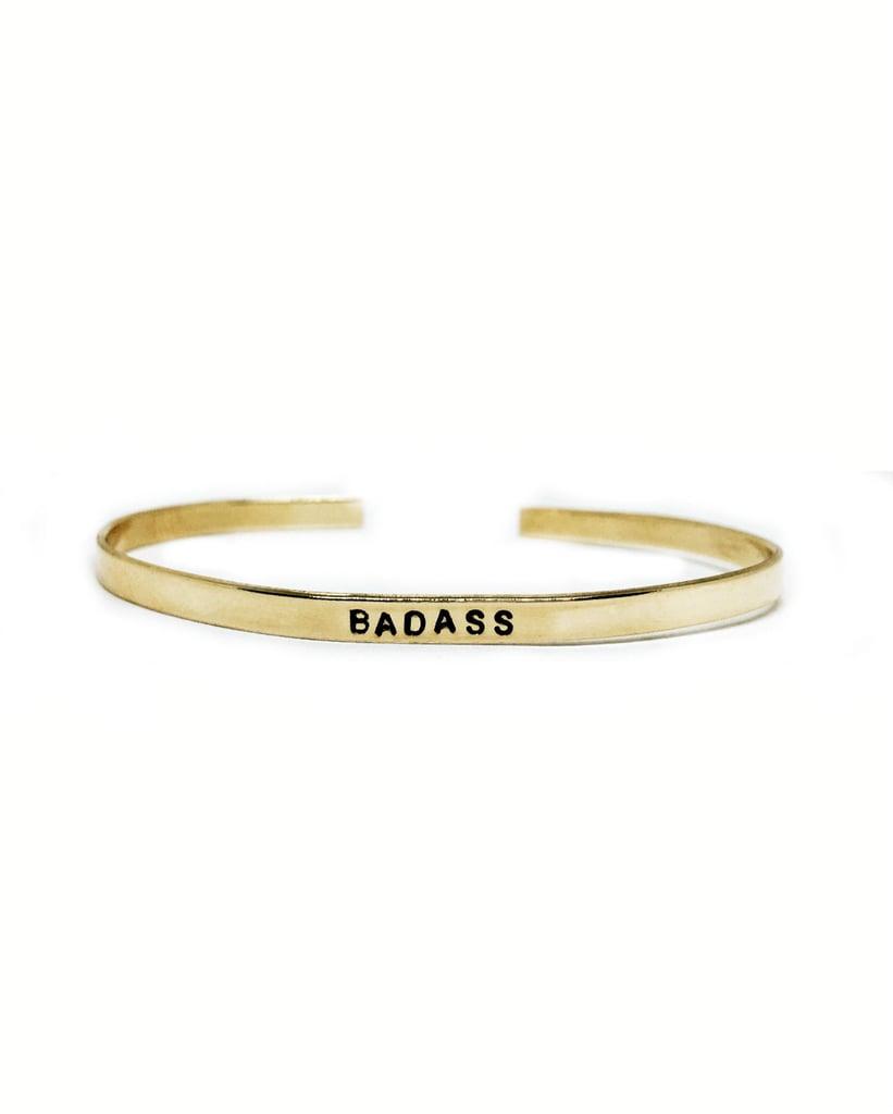 """Badass"" Bracelet"