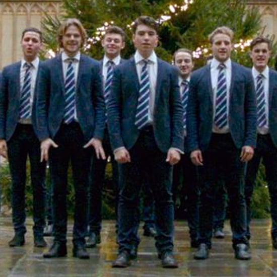 "Oxford Group's ""All I Want For Christmas Is You"" A Cappella"