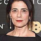 """Hiam Abbass as Marcia """"Marcy"""" Roy"""