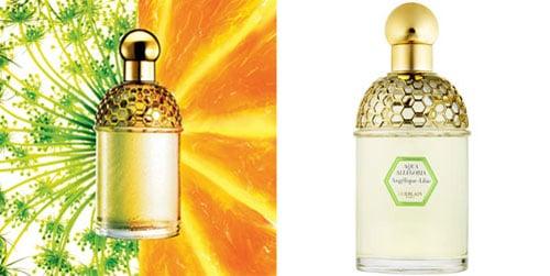 Giveaway of the Day! Guerlain Aqua Allegoria Angelique-Lilas Fragrance