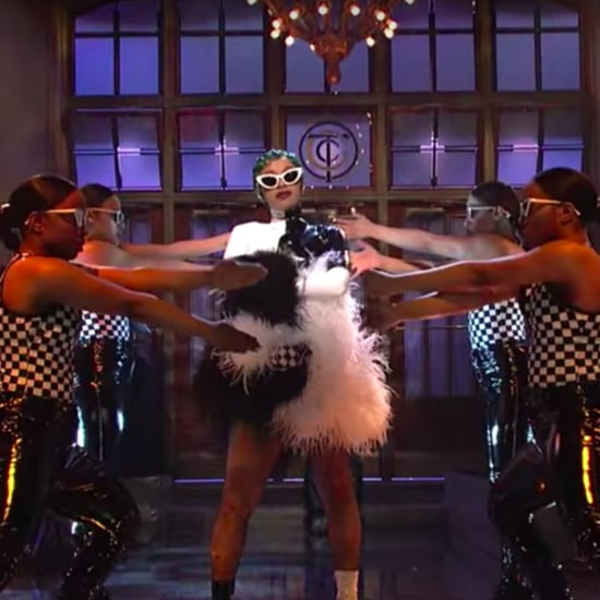 "Cardi B's ""Bodak Yellow"" and ""Bartier Cardi"" SNL Performance"
