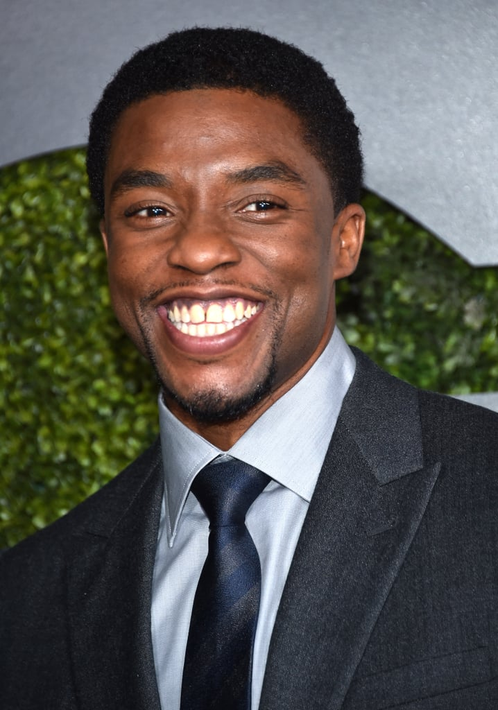 chadwick chat Chadwick boseman is dating singer taylor simone elton john enjoys a cosy chat with the beckhams and james blunt at the royal wedding ahead of his performance.
