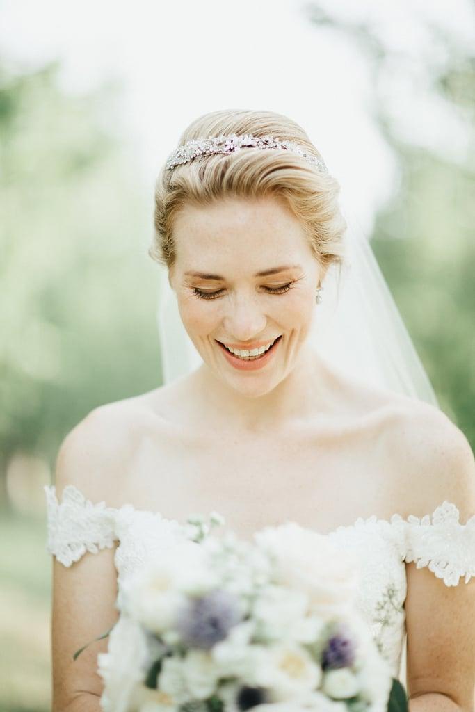 Fall Wedding Hair and Makeup Ideas | POPSUGAR Beauty