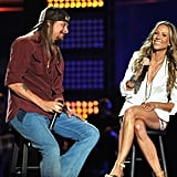 Justin Bieber Joins Keith Urban, Kid Rock, and Sheryl Crow at the CMT Music Awards