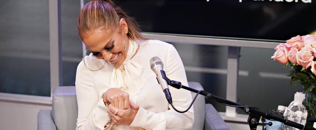 Jennifer Lopez Reacts to Hustlers Oscars Buzz