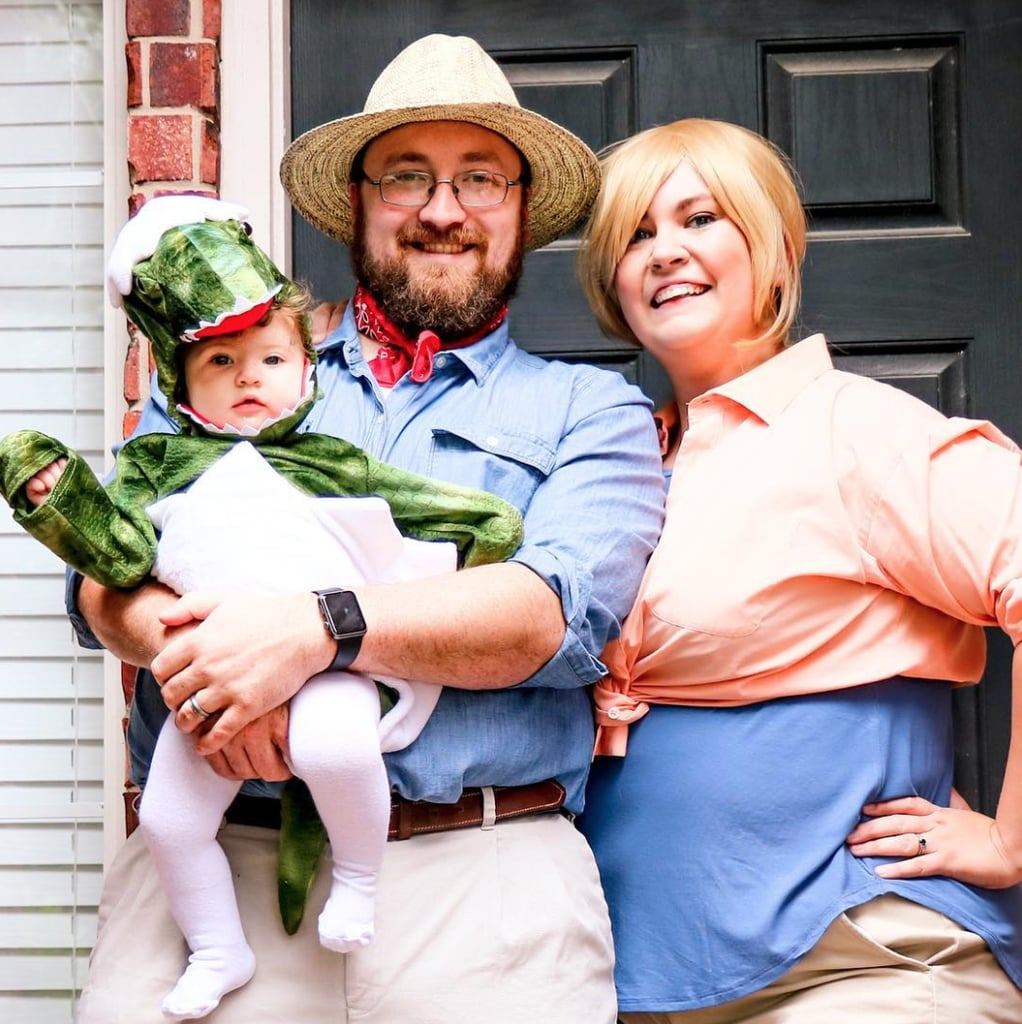 Halloween Costumes For Family Of 3 With A Baby Boy.Family Of 3 Halloween Costumes Popsugar Family