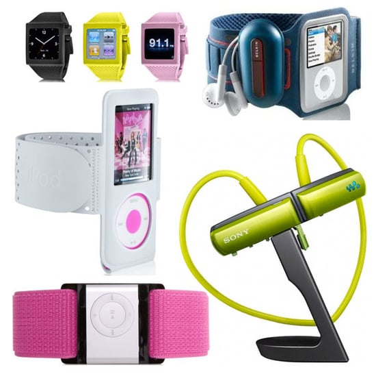 Sugar Shout Out: Get Your iPod Workout Ready!