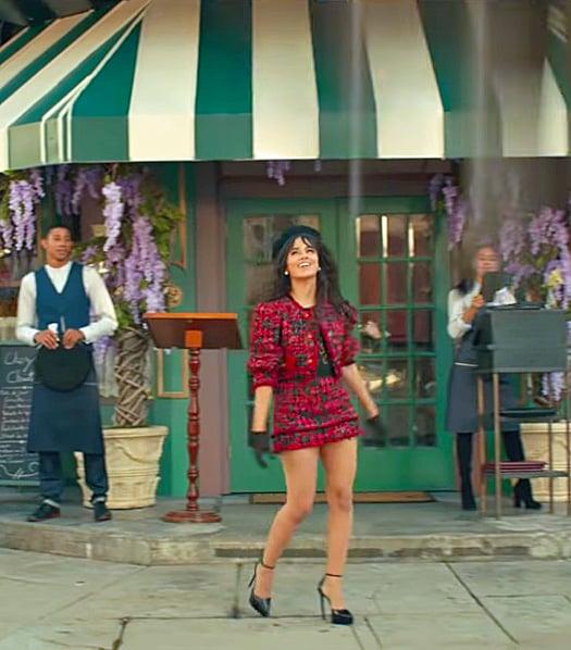 Camila Cabello in Her Liar Music Video