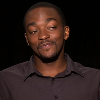 Anthony Mackie Video Interview Man on a Ledge