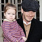 The Beckhams Take a Trip to Paris For Six