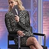 Project Runway Episode 3: Karlie's Givenchy Leopard Dress