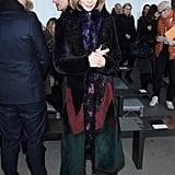 Anna Wintour at NYFW