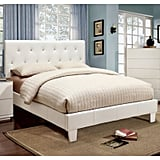 Furniture of America Avara Tufted Platform Bed