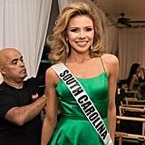 Miss South Carolina: Her Face