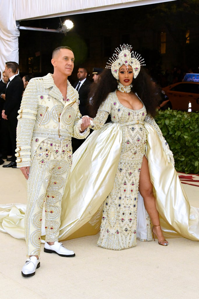 Cardi Met Gala Dress Who Wore It Better
