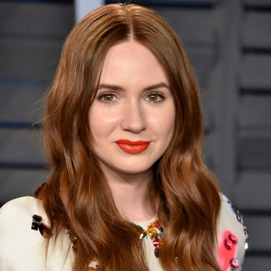 Karen Gillan Hair Photos