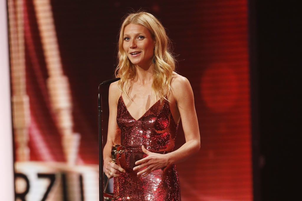 Gwyneth Paltrow at the Golden Camera Awards 2014