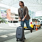 Carry-On Luggage Scooter ($350)
