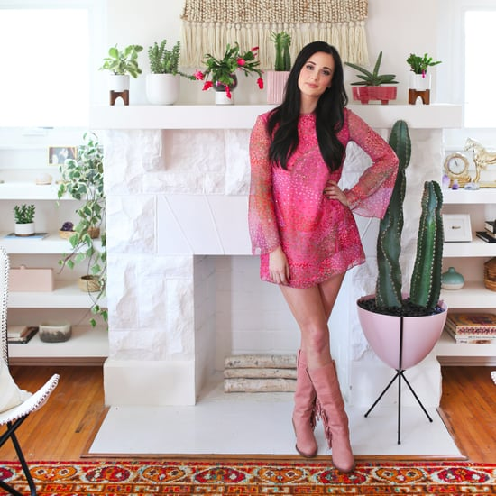 Kacey Musgraves Living Room Makeover