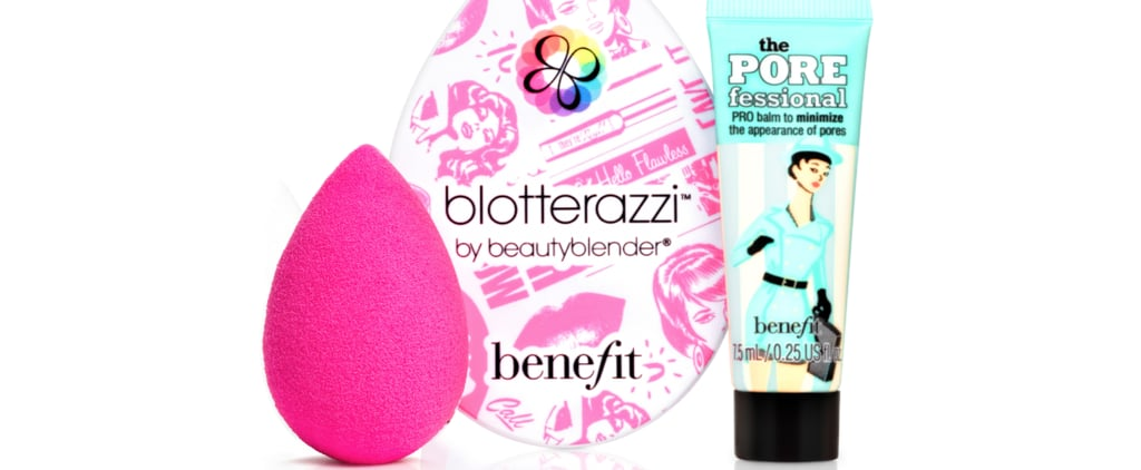 The Beautyblender x Benefit Cosmetics Set Goes on Sale Today