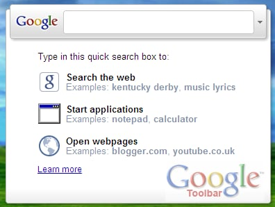 Daily Tech: Google's Quick Search Box Comes to IE