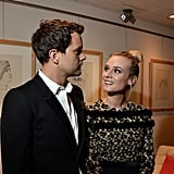 Joshua Jackson and Diane Kruger attended the Inescapable premiere at the Toronto International Film Festival.