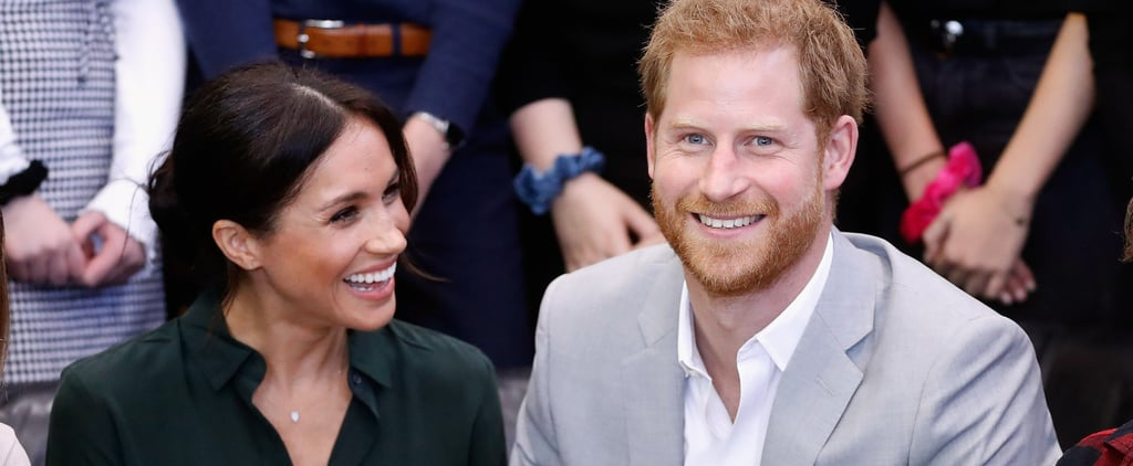 Prince Harry and Meghan Markle Quotes About Children
