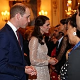 Kate Middleton and Prince William UK-India Culture Reception