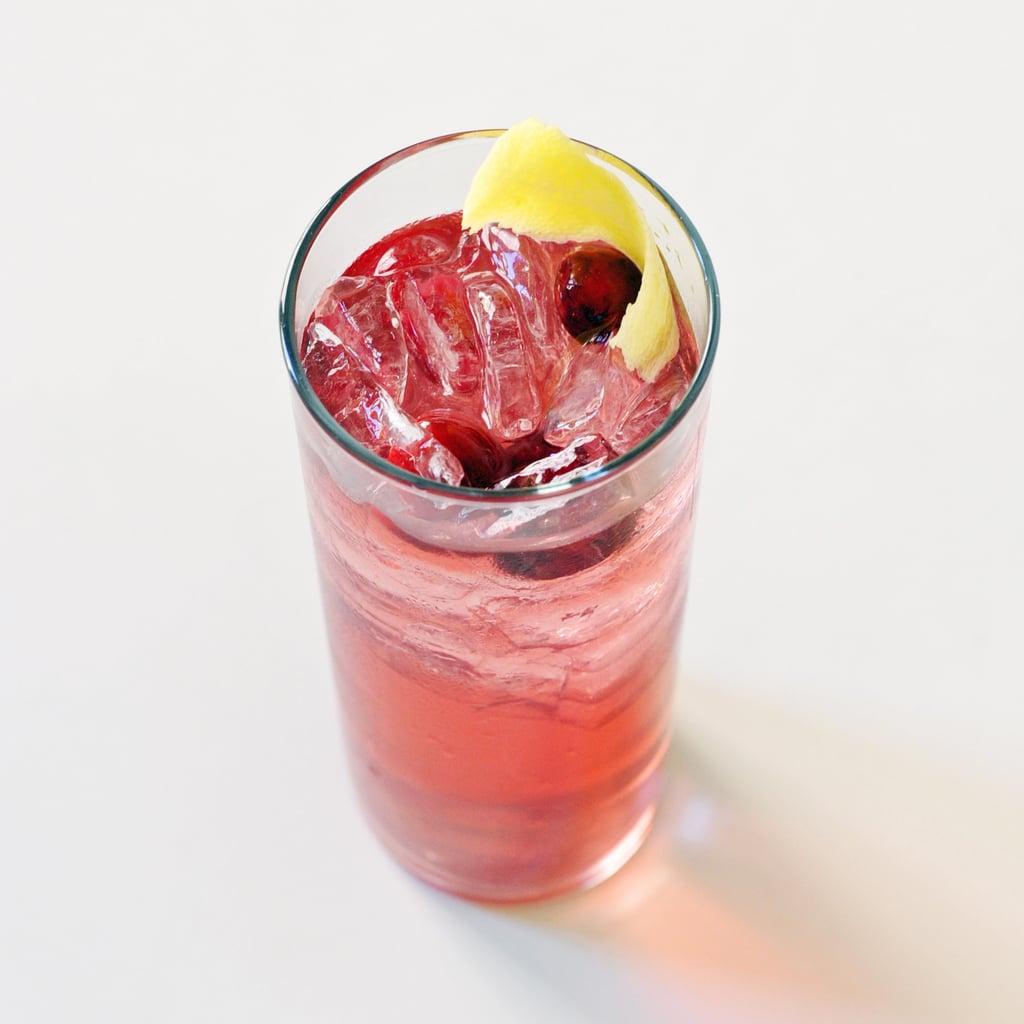 Cranberry-Limoncello Sparkler