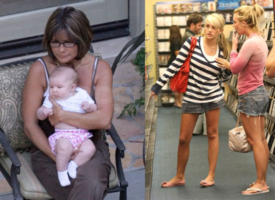 Photos of Jamie Lynn Spears and Baby Maddie