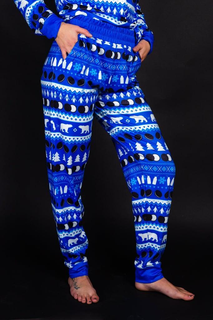 Milk's Favorite Women's Oreo Christmas Pajama Bottom