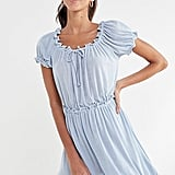 Anna Sui & UO Ruffle Babydoll Dress