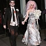 Christina Aguilera and Jordan Bratman