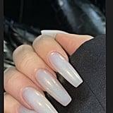 Khloe Kardashian's Fairy Dust Nail Polish