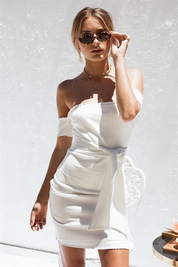 Amoret Tube Dress ($68)