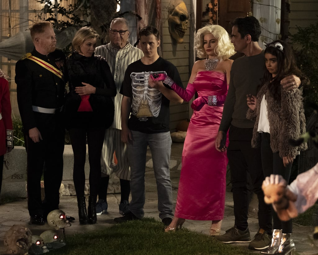 Modern Family Halloween Episode Photos 2018