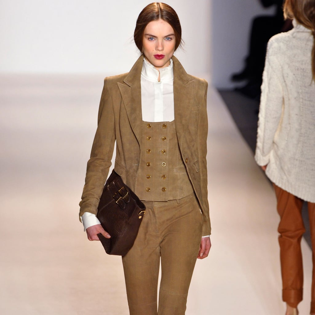 Rachel Zoe Runway | Fashion Week Fall 2013 Photos