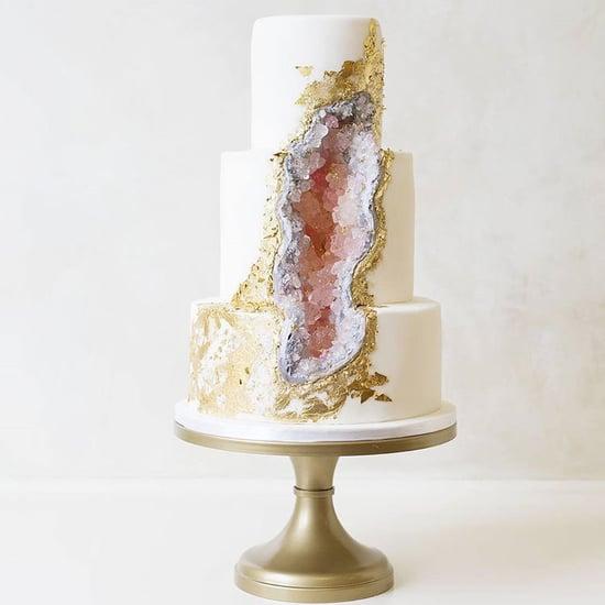 Geode Cakes