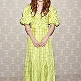 Sadie Sink at the Kate Spade New York New York Fashion Week Show