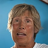 Diana Nyad spoke to the press in Havana ahead of the trek.