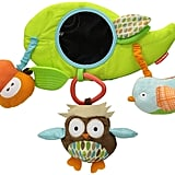 Skip Hop Baby Treetop Friends Wise Owl Stroller Bar Activity Toy