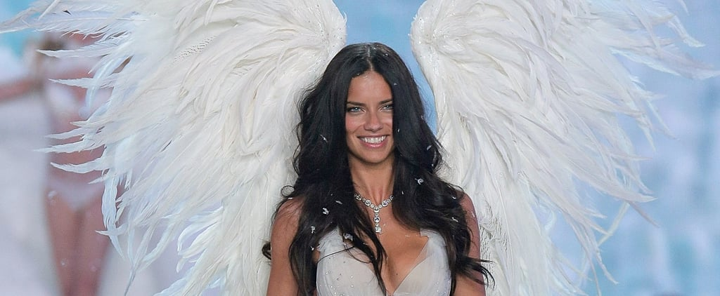 Every Time Adriana Lima Slayed the Victoria's Secret Fashion Show