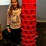 Make a Solo Cup Tower