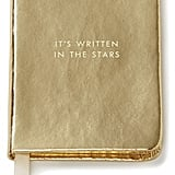 Kate Spade 'It's Written In The Stars' Mini Notebook ($14)