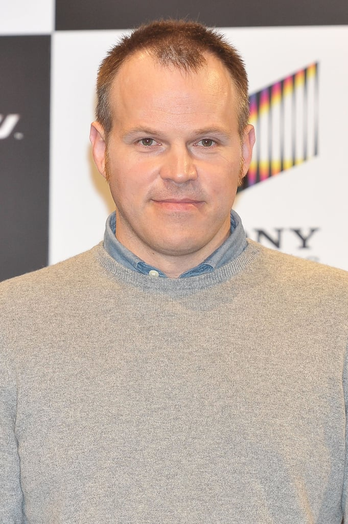 Director Mark Webb made an appearance at the press conference for The Amazing Spider-Man in Japan.