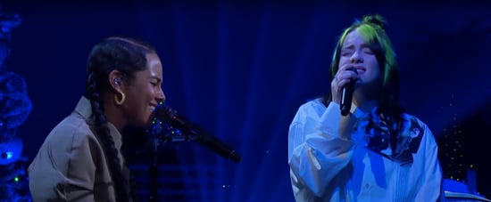 "See Billie Eilish and Alicia Keys Sing an ""Ocean Eyes"" Duet"