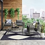 Isler 4-Piece Patio Conversation Set
