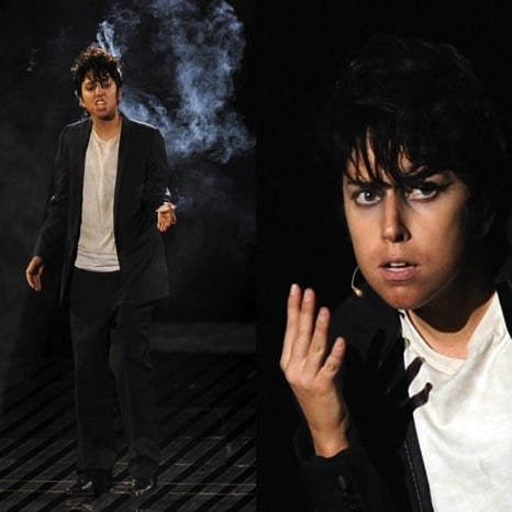 Lady Gaga as Jo Calderone Male Alter Ego at 2011 MTV VMAs: See her Mannish Makeover!